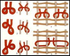 Turkish knot